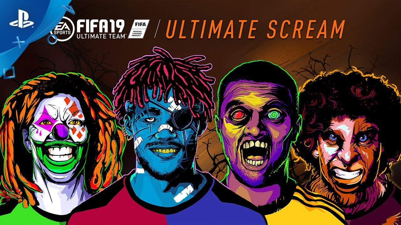 FIFA 19 Ultimate Team – Ultimate Scream