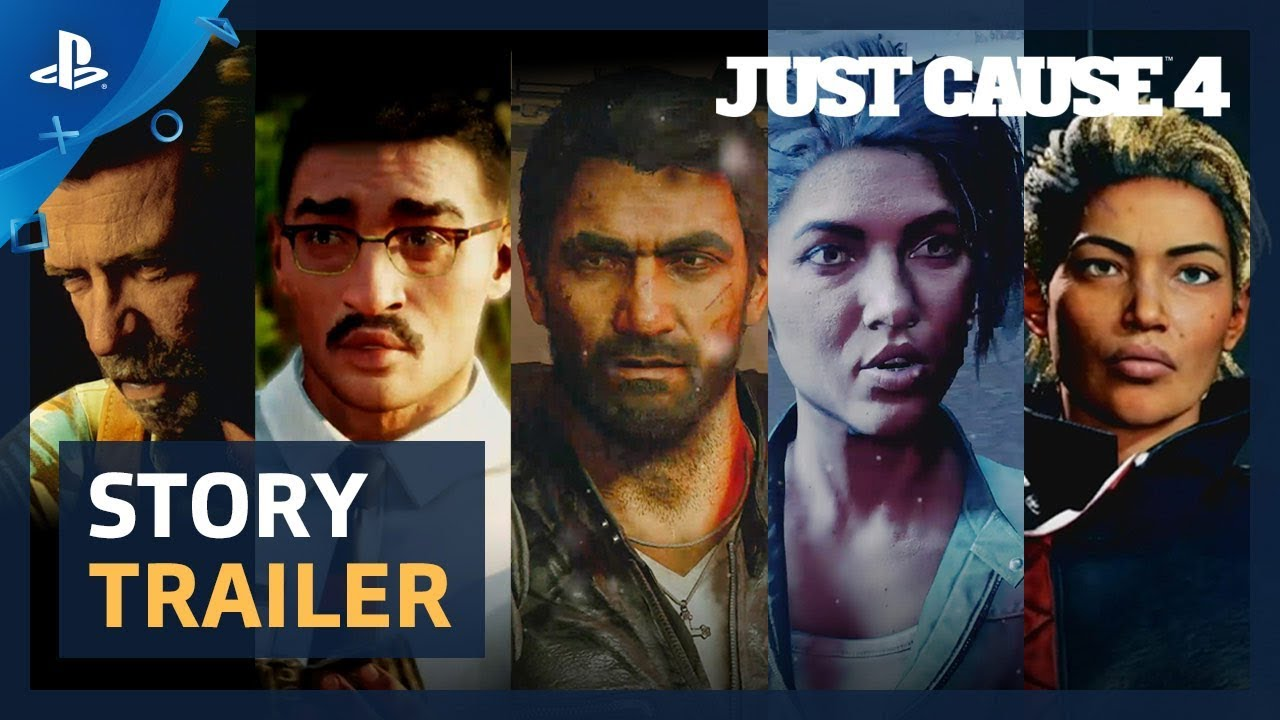 Just Cause 4 – Story Gameplay Trailer