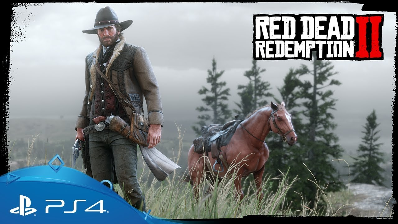 Red Dead Redemption 2 PS4 Early Content