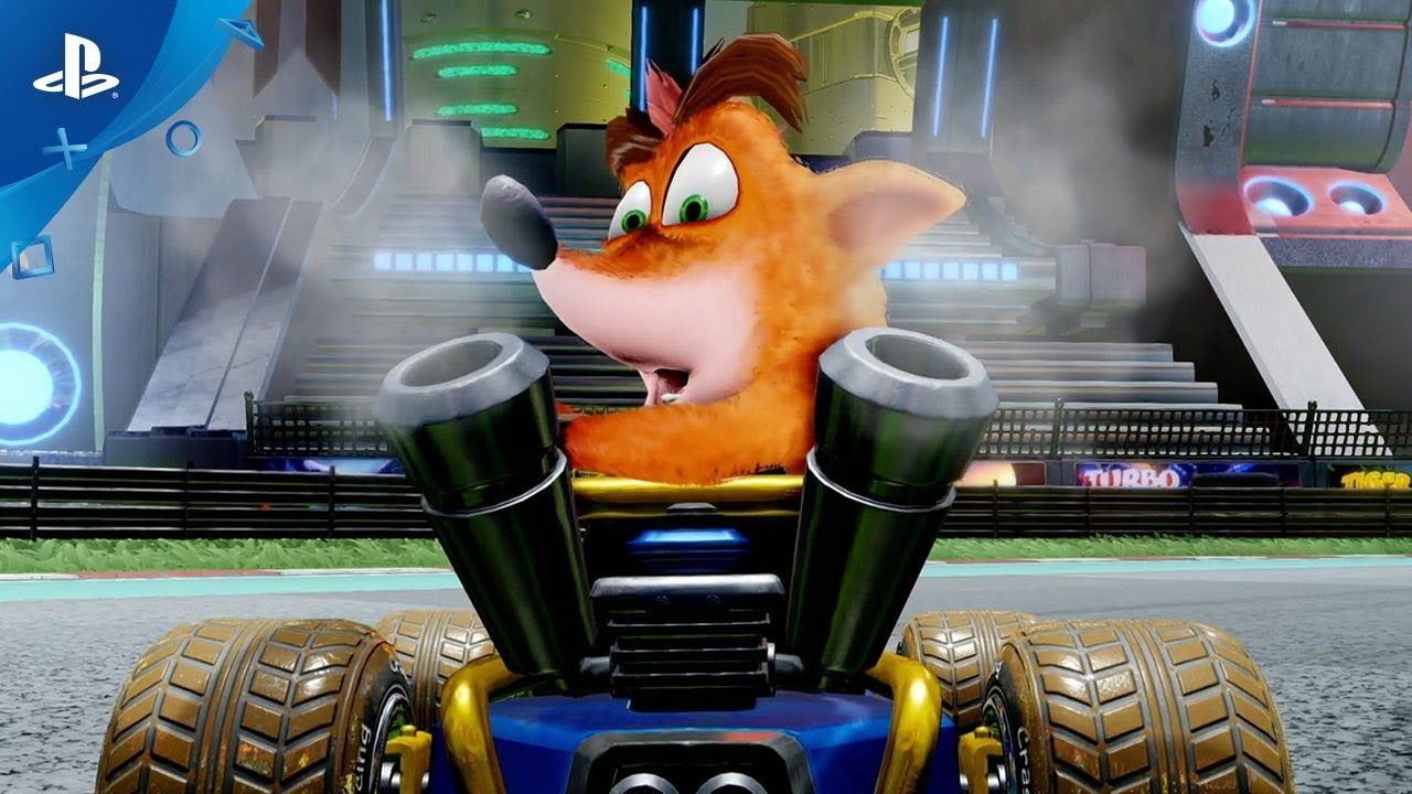 Crash Team Racing Nitro-Fueled – Reveal Trailer