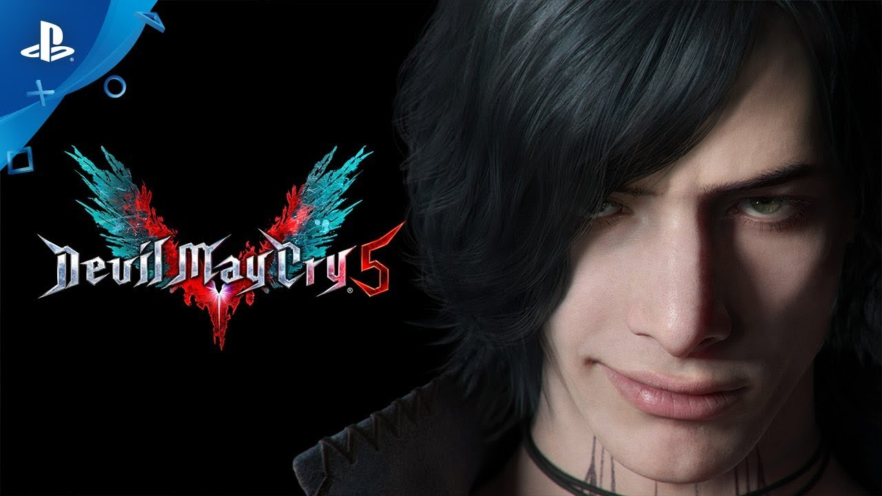 Devil May Cry 5 – V Trailer