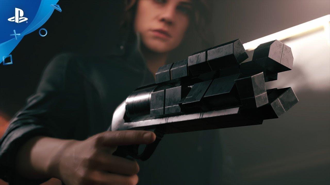 Control – Pre-order Trailer
