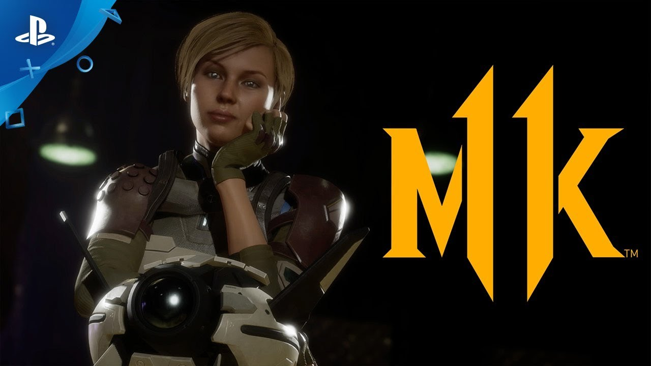 Mortal Kombat 11 – Official Cassie Cage Reveal Trailer