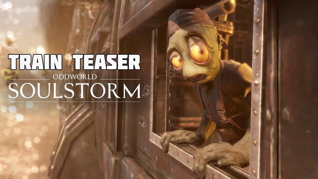Oddworld: Soulstorm – In-Game Cinematic