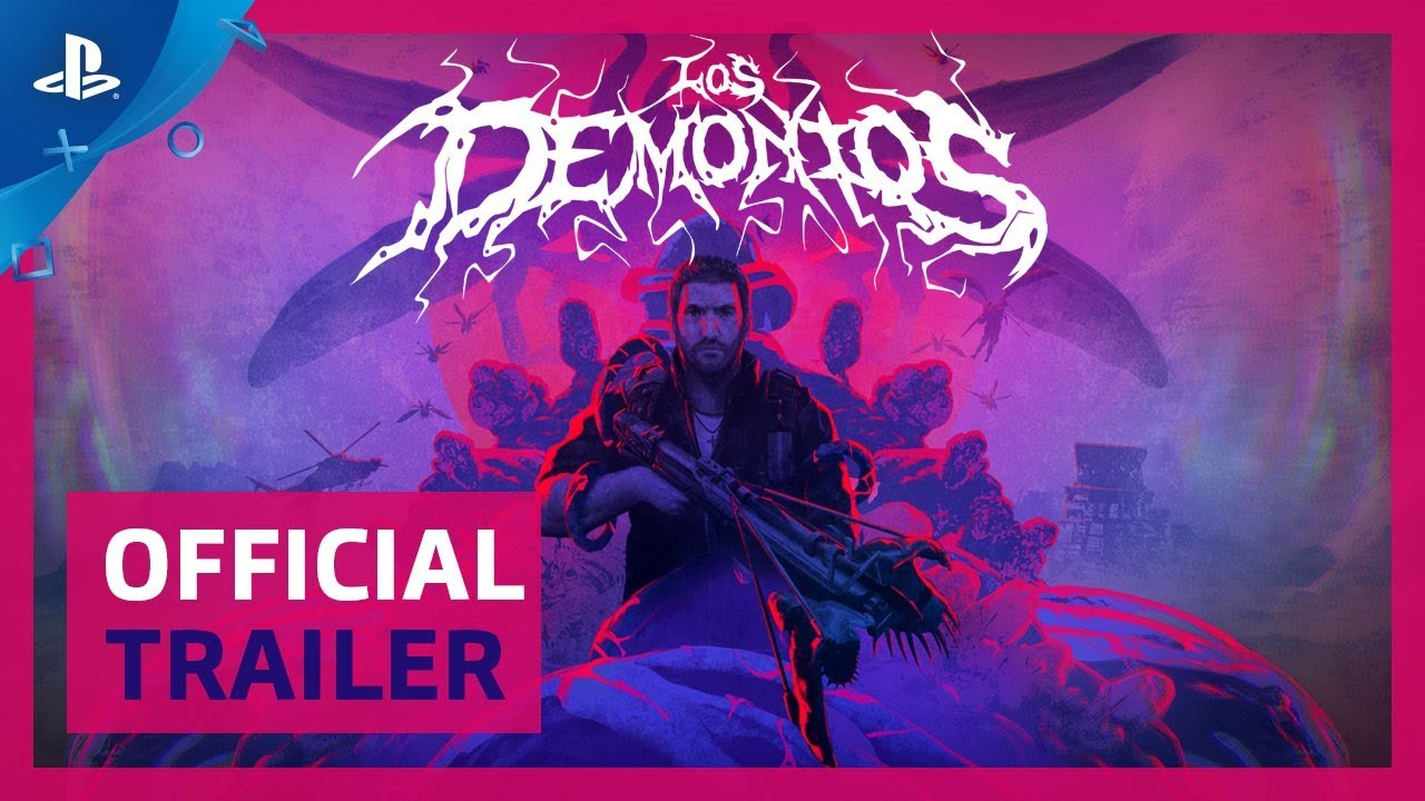 Just Cause 4 – Los Demonios: Announcement Trailer