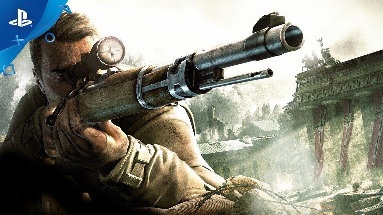 Sniper Elite V2 Remastered – Launch Trailer