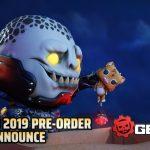 Gears POP! – E3 2019 – Kitten Around with RAAM