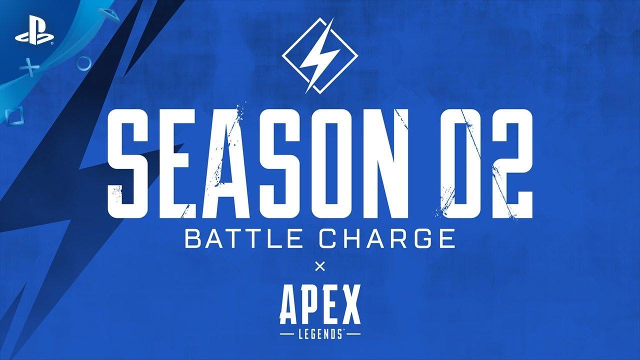 Apex Legends – Season 2: Battle Charge Gameplay