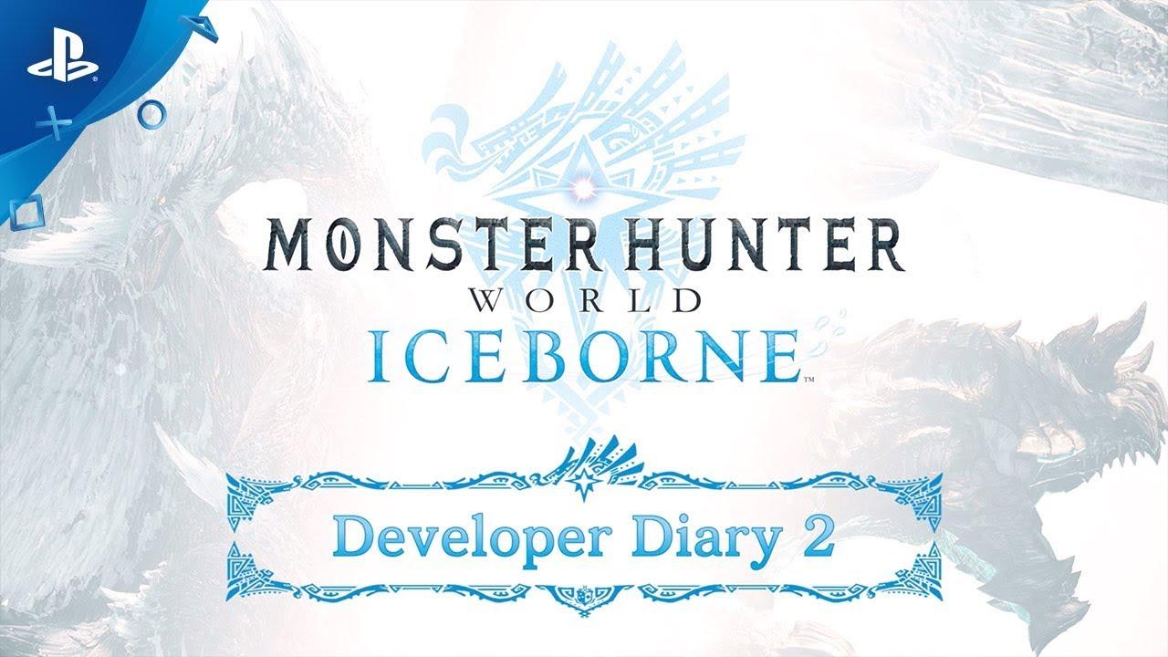 Monster Hunter World: Iceborne – Developer Diary #2
