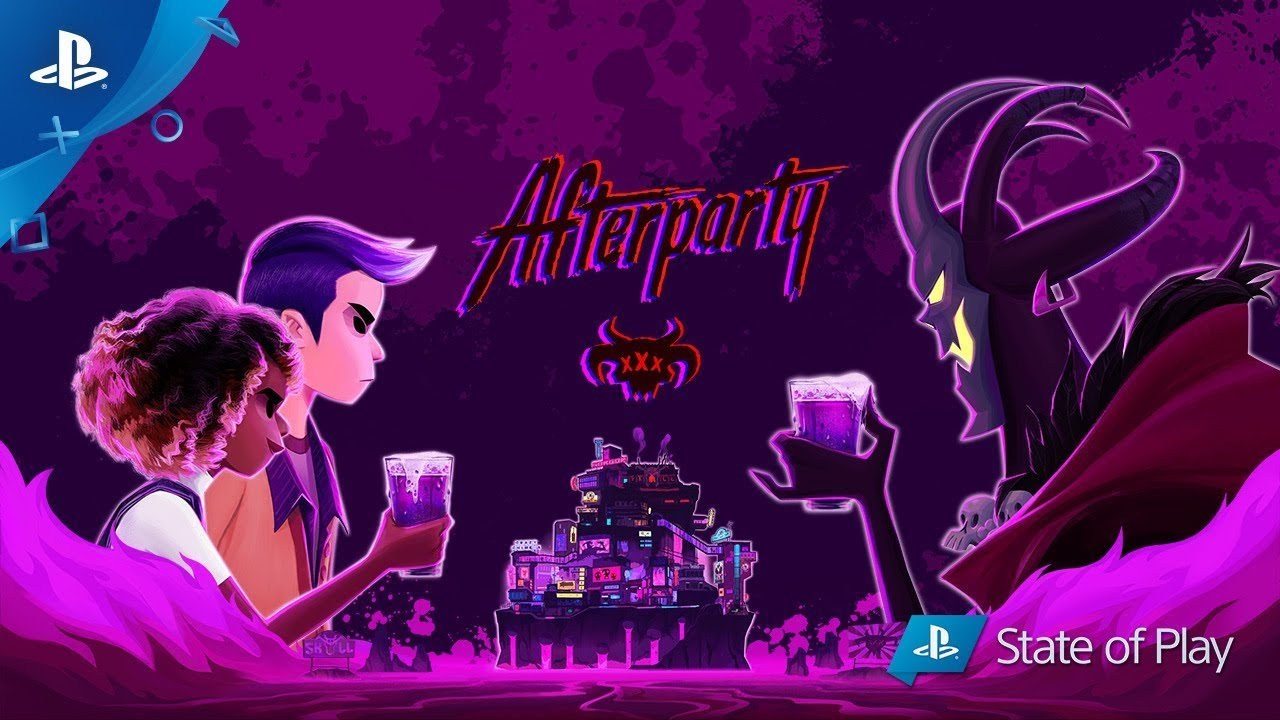 Afterparty – Launch Trailer
