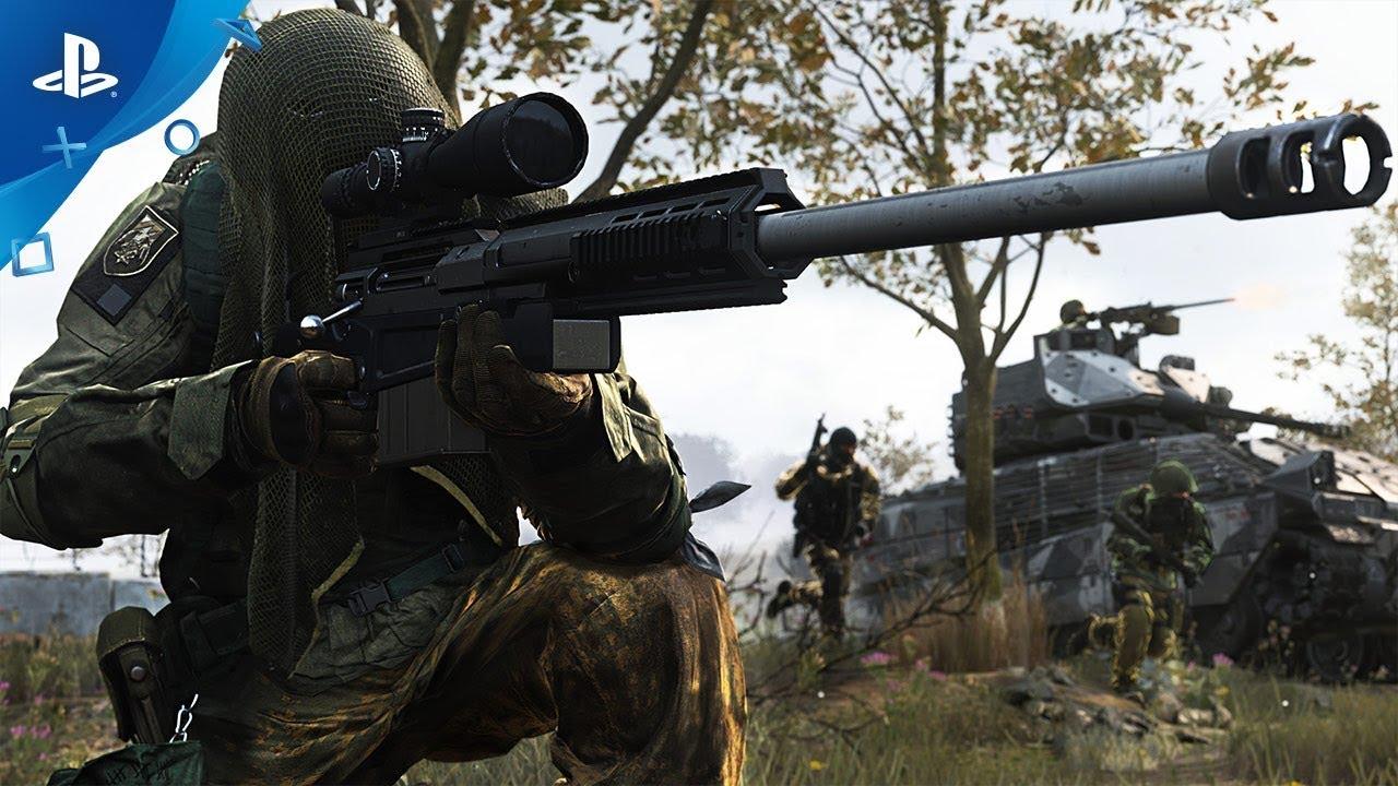 Call of Duty: Modern Warfare – Multiplayer Beta Trailer