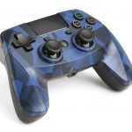 Snakebyte's PlayStation 4 Game: Pad 4S wireless controller compatible with macOS and iOS