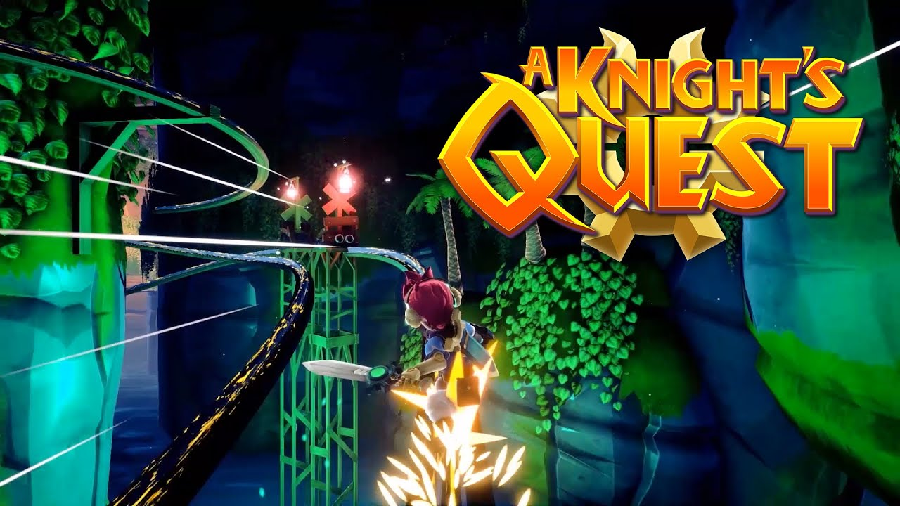 A Knight's Quest – Release Date Trailer