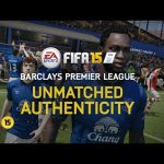 FIFA 15 – New Player Faces & Stadiums