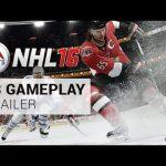 NHL 16 – Gameplay Trailer