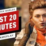 The First 20 Minutes of The Outer Worlds