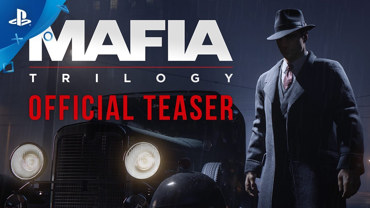 Mafia: Trilogy – Official Teaser