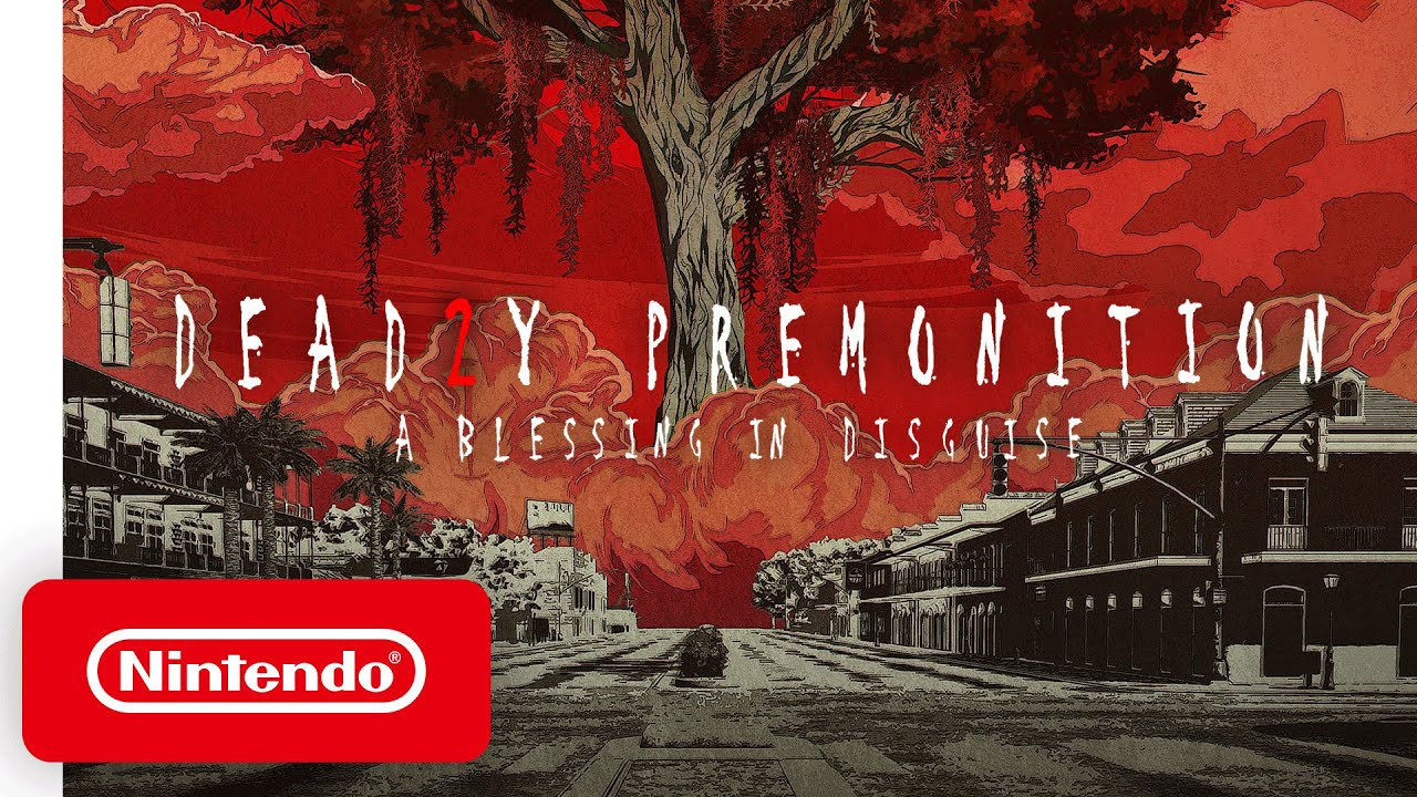 Deadly Premonition 2: A Blessing in Disguise – Launch Trailer