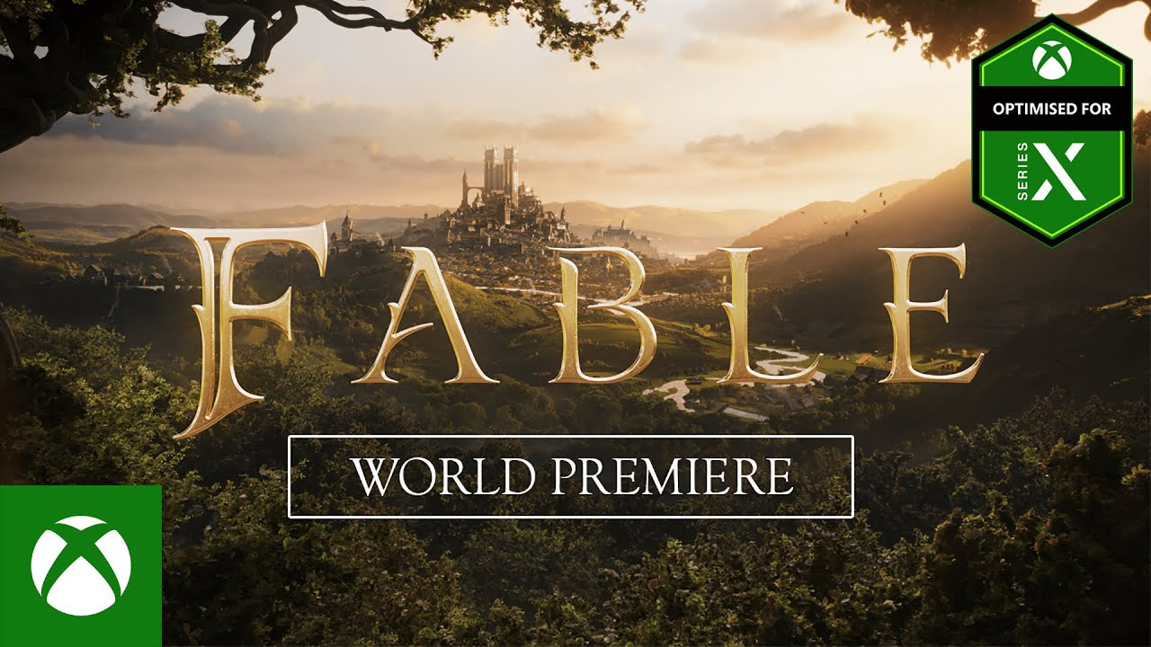Fable – Official Announce Trailer