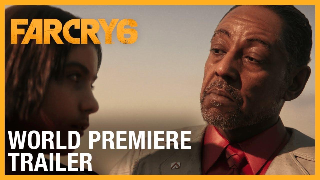 Far Cry 6: World Premiere Trailer