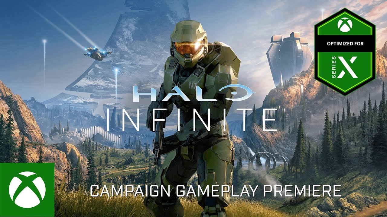 Halo Infinite – Official Campaign Gameplay Premiere