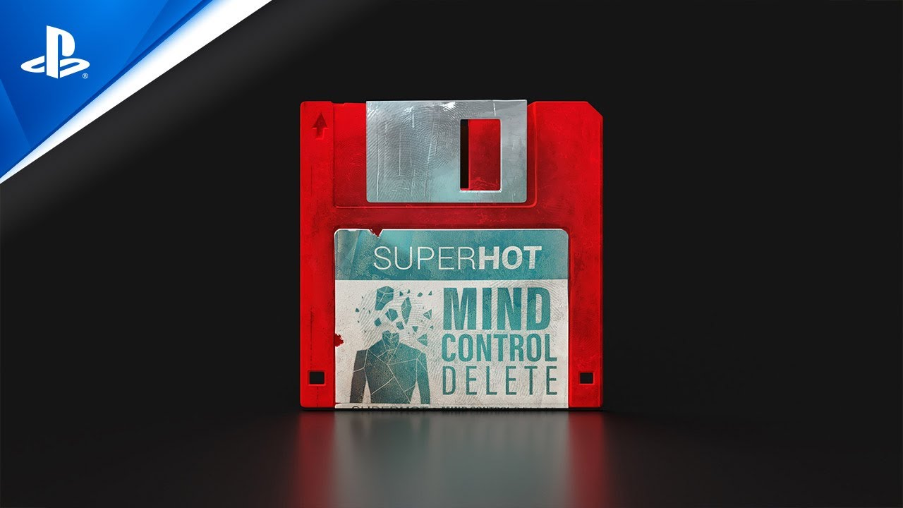 Superhot: Mind Control Delete – Reveal Trailer