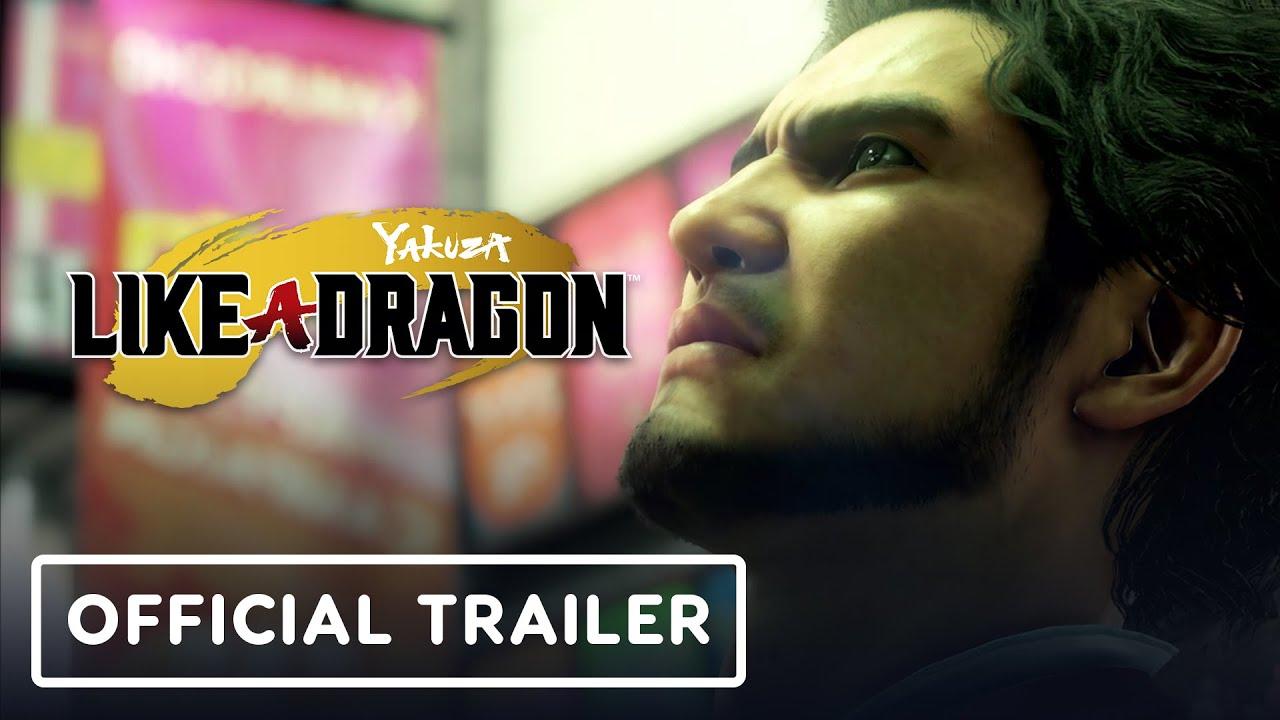Yakuza: Like A Dragon – Official Trailer