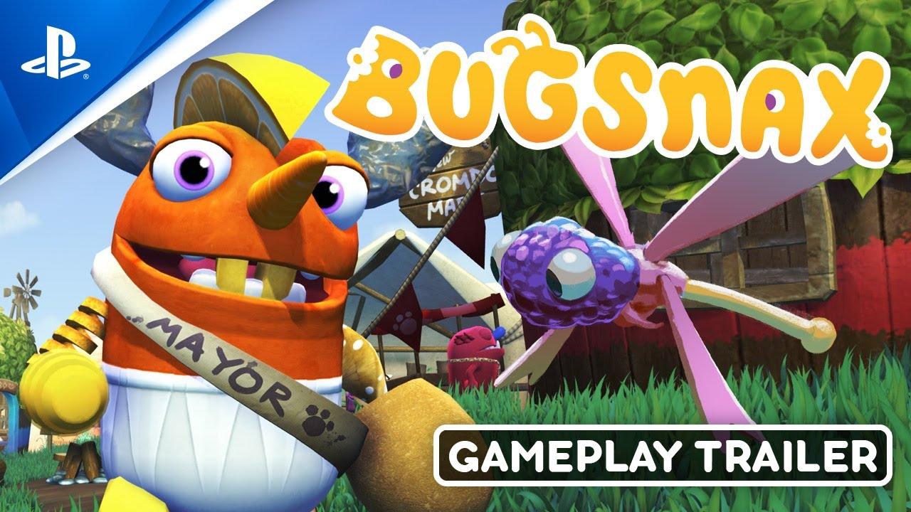 Bugsnax – Gameplay Trailer
