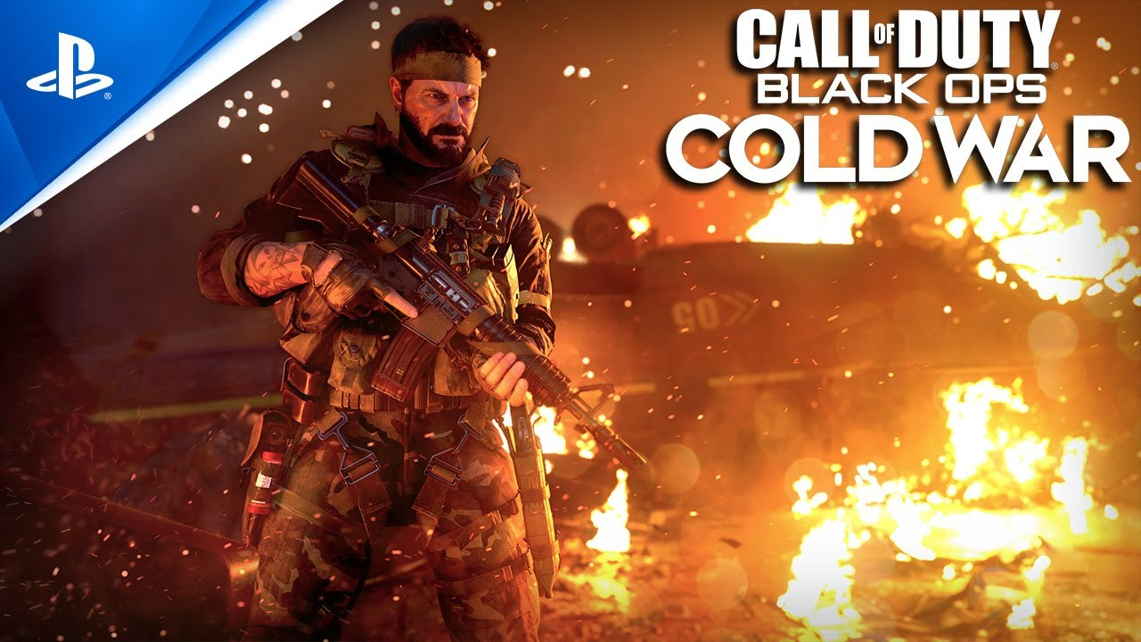 Call of Duty: Black Ops Cold War – Reveal Trailer Released