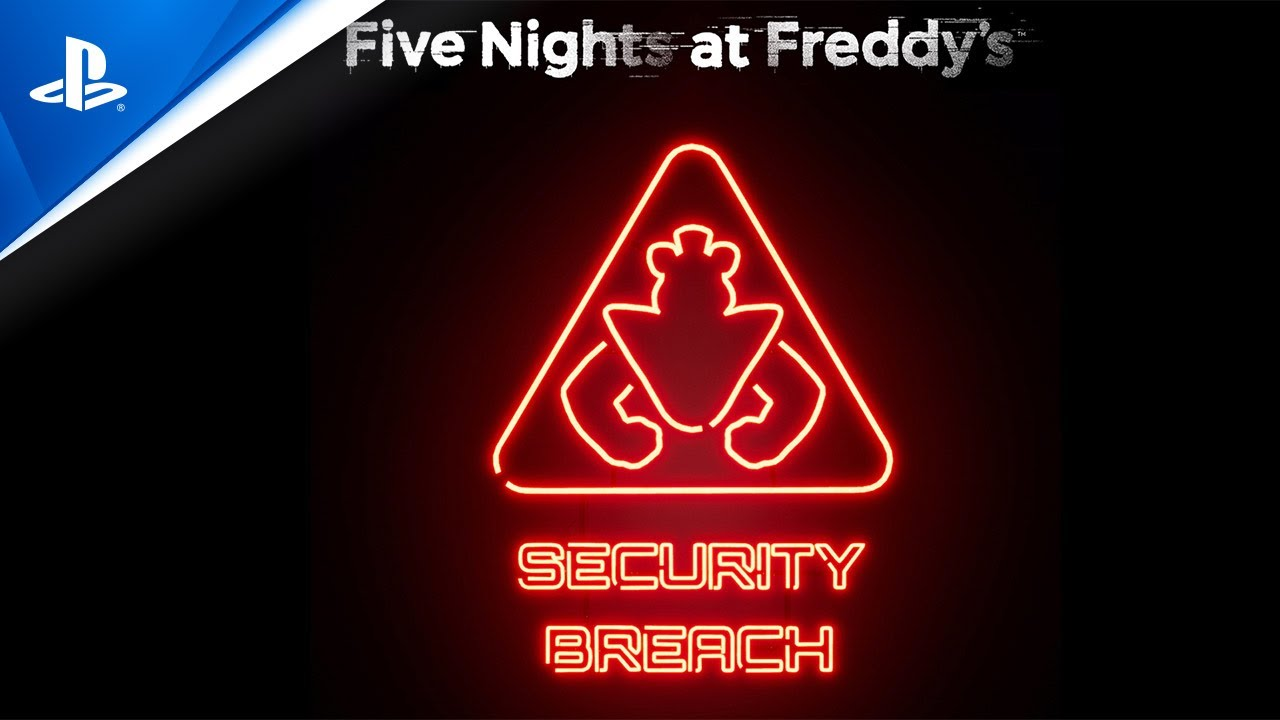 Five Nights At Freddy's: Security Breach – Teaser Trailer