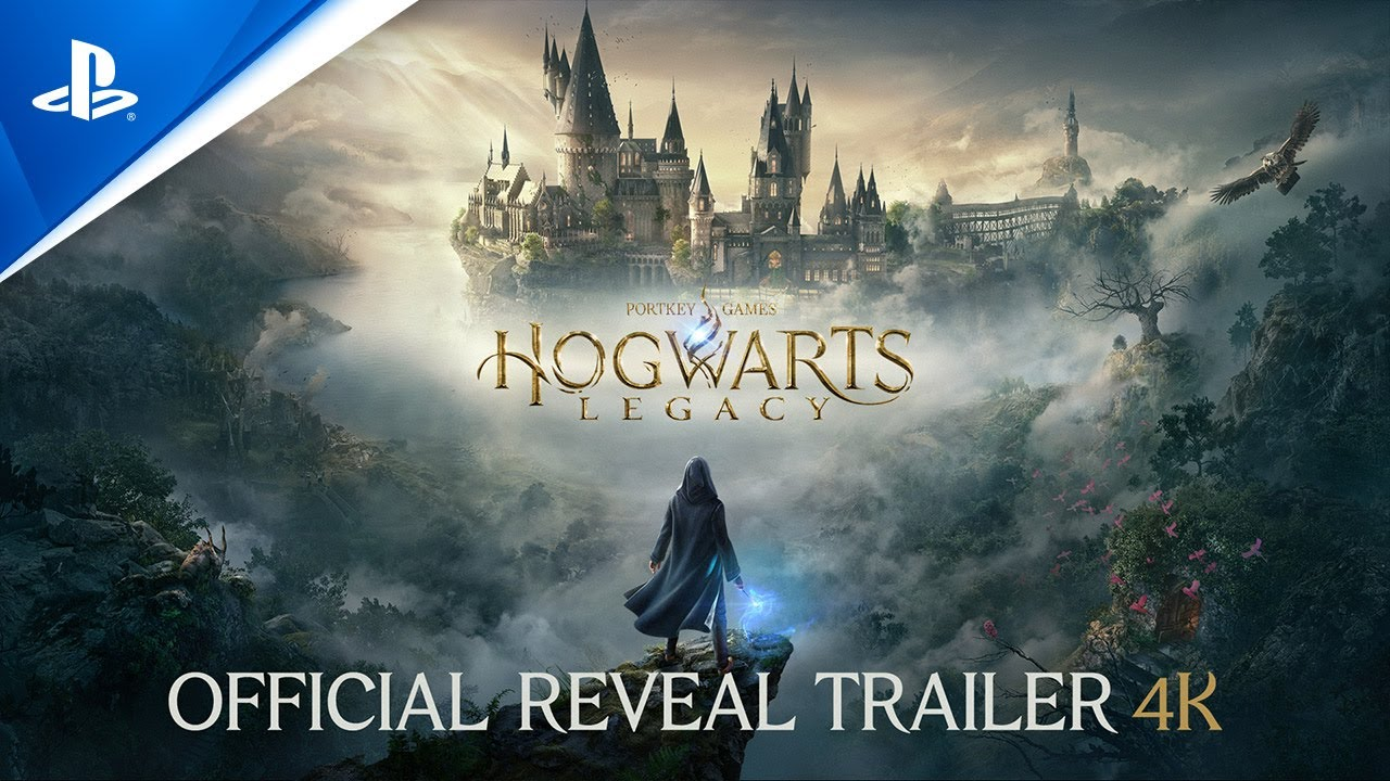 Hogwarts Legacy – Official Reveal Trailer