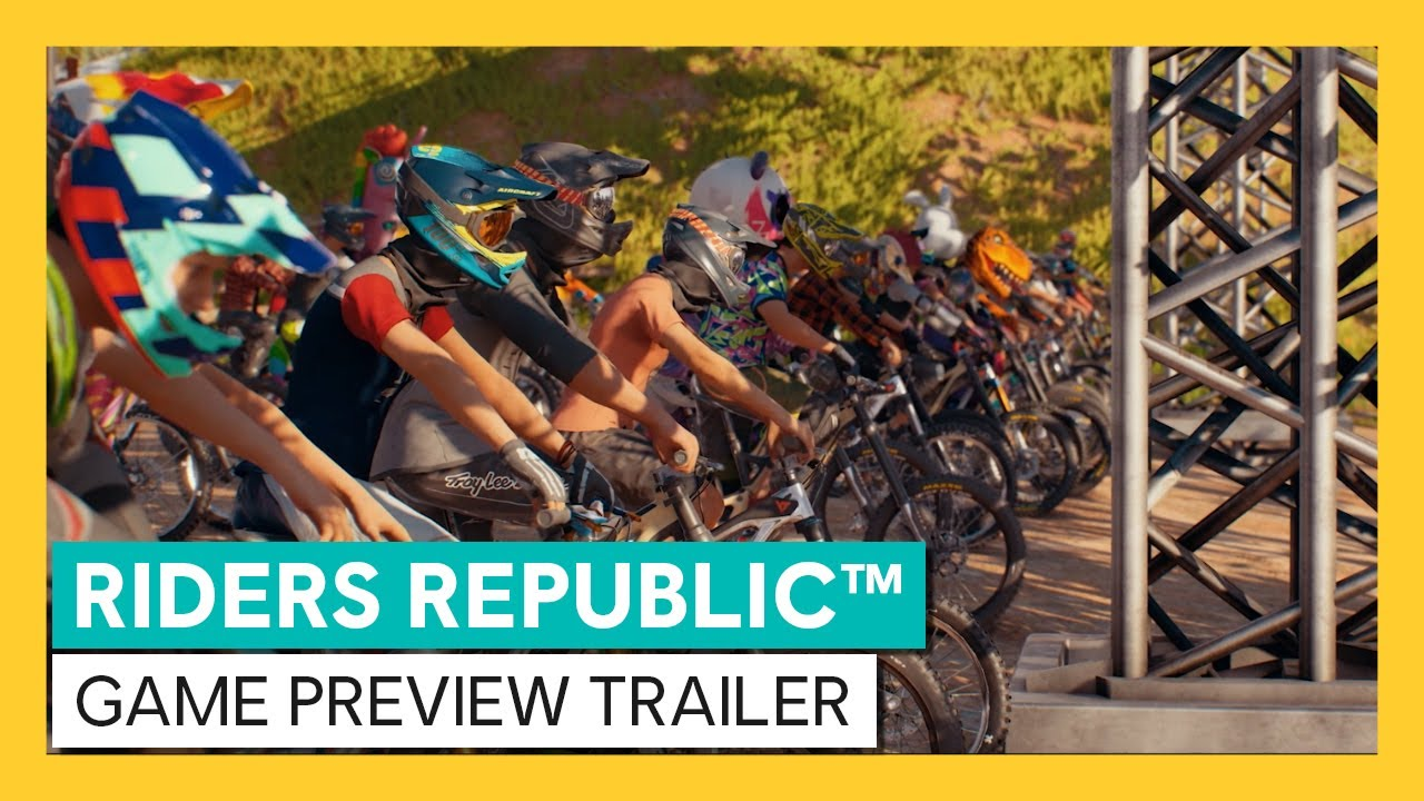 Riders Republic – Game Preview Trailer