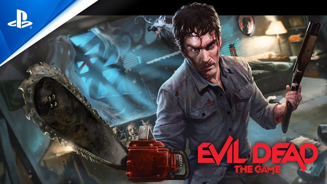 Evil Dead: The Game – The Game Awards 2020: Reveal Traile