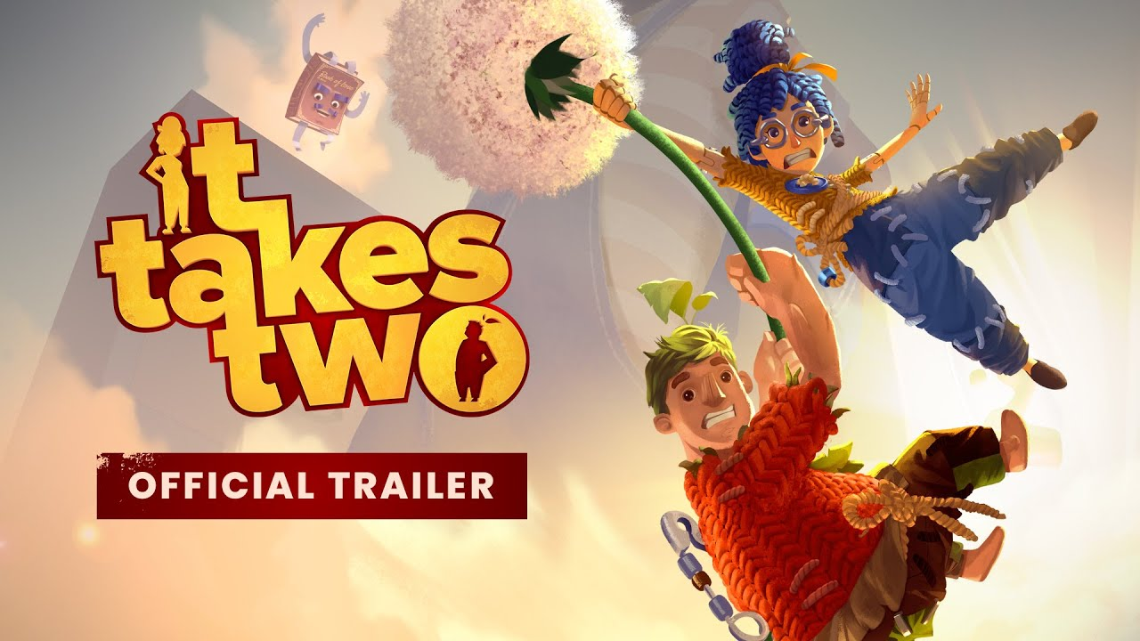 It Takes Two – Official Reveal Trailer