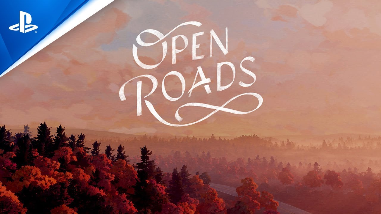 Open Roads – The Game Awards 2020: Teaser Trailer