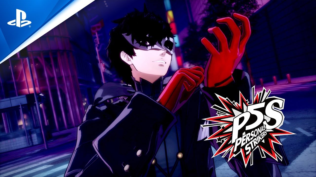 Persona 5 Strikers – Announcement Trailer